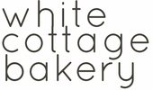 white ​cottage bakery